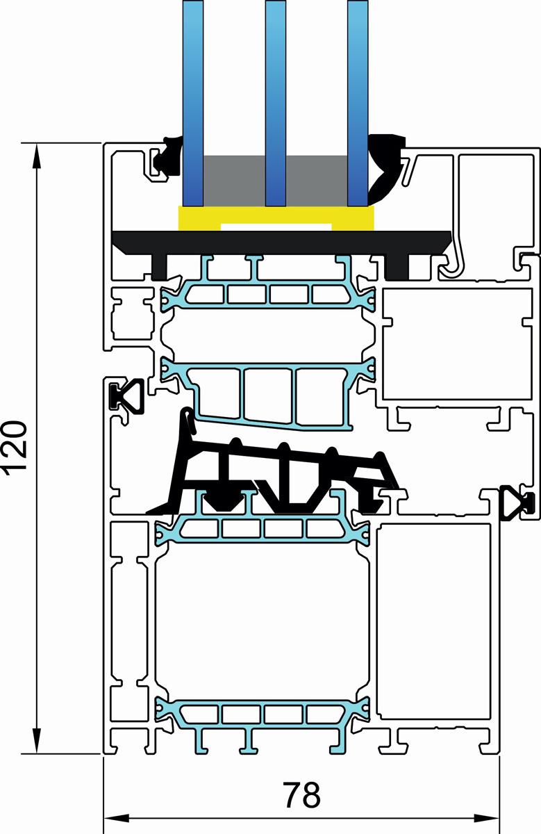 okna_pe78n_technicky_vykres