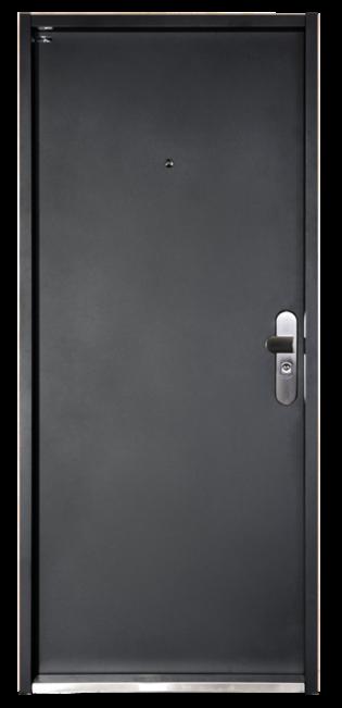 Dveře Securido ANTRACITOVÉ